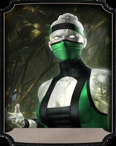Mortal kombat x ios khameleon card by wyruzzah-d8tdi4t
