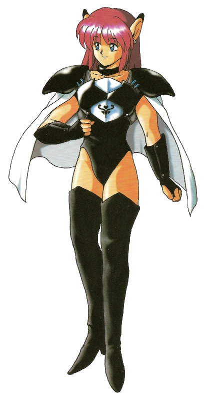 Rika (Phantasy Star)