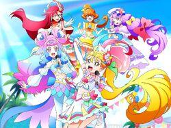 Tropical-Rouge! Pretty Cure LIVE 2021 visual.jpg