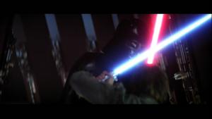 Vader belittles