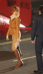 Amy Adams as Amelia Earhart In Night at the Museum 77