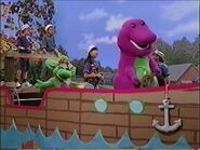 Barney kathy min baby bop jason carlos 23243