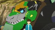 Grimlock Speaks with Russell (S1E7)