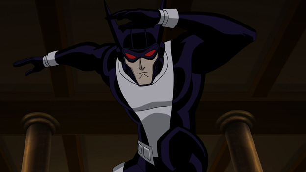 Batman (Justice League: Gods and Monsters)