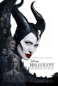 Maleficent Mistress of Evil poster (2)