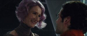 Poe and Amilyn Holdo