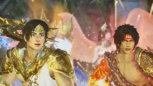 Warriors Orochi 4 Ultimate - All Endings (Bad Ending, True Ending) -HD 1080P-.mp4 snapshot 00.10.356