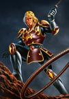 Castlevania - Simon Belmont as seen in Castlevania II Simon's Quest