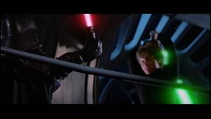 Darth Vader puppet
