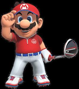 MGSR Character Personalities - Mario