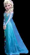 Queen Elsa Pose
