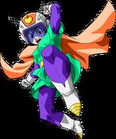 Render Dragon Ball Great Saiyaman 2