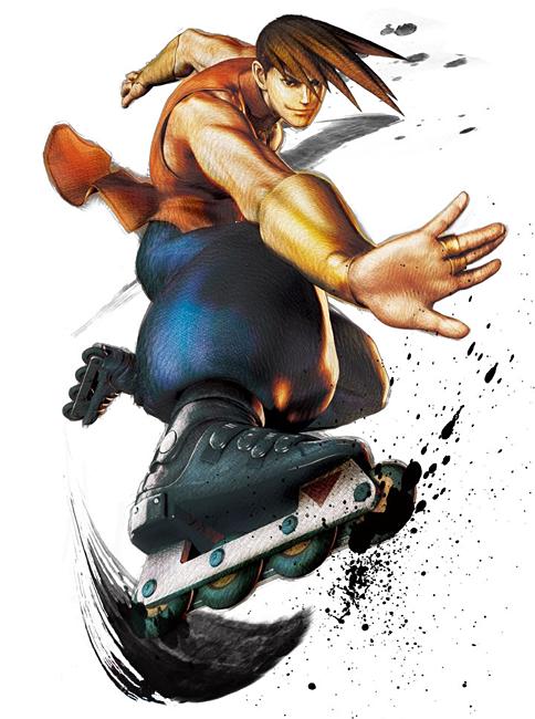 Yang (Street Fighter)