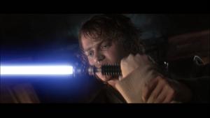 Vader clutching