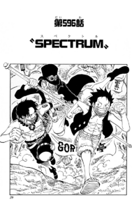 Chapter 596 Cover