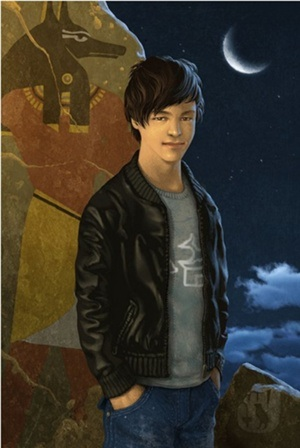 Anubis (Kane Chronicles)