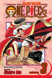 One Piece v3 Cover