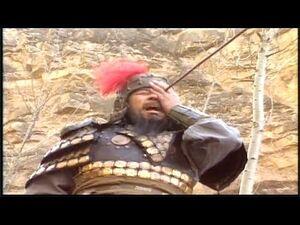 Xiahou Dun Loses His Eye! (Romance of The Three Kingdoms 1994)