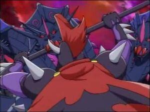 Alpha Hydranoid vs Centorrior
