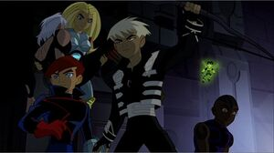 Avengers (Scavengers, it's time to disappear!)