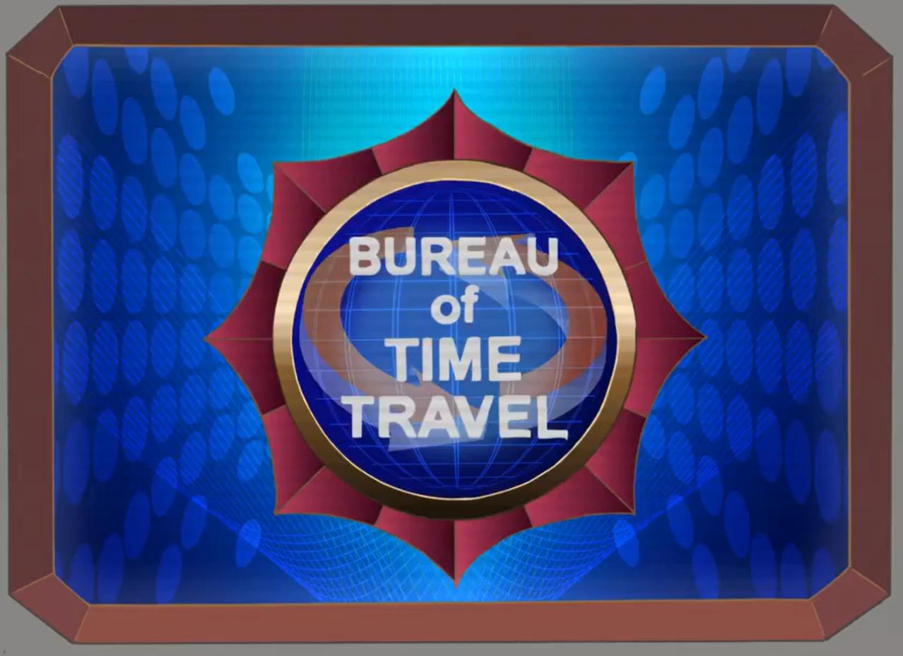 Bureau of Time Travel