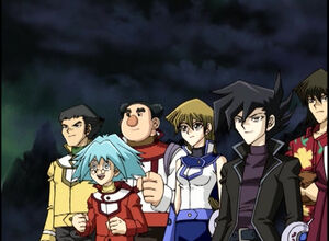 Chazz, Chumley, Syrus, Atticus, Bastion and Alexis (Ep. 49)