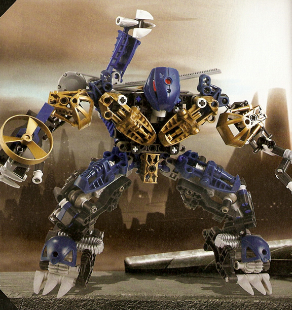 Ancient (BIONICLE)