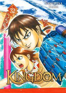 Kingdom v32 Cover