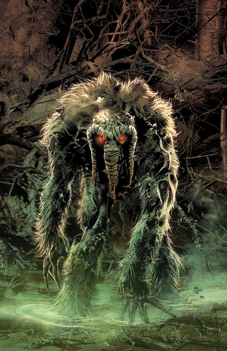 Man-Thing (Marvel)