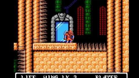NES Longplay 245 Gargoyle's Quest II