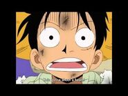 One Piece Funny moment beam