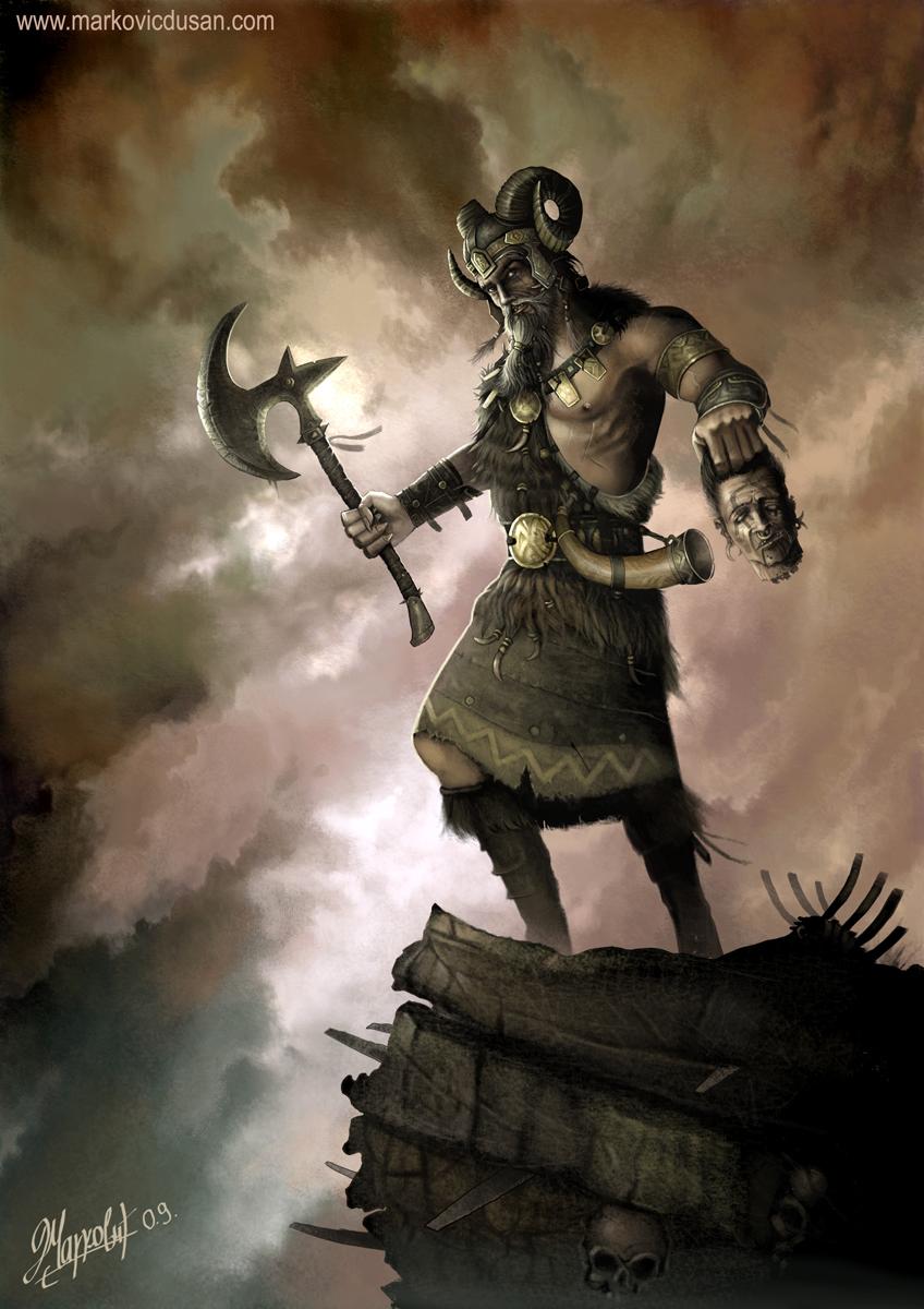 Perun (mythology)