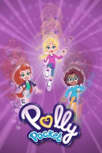 Polly Pocket 2018 Promotional Poster