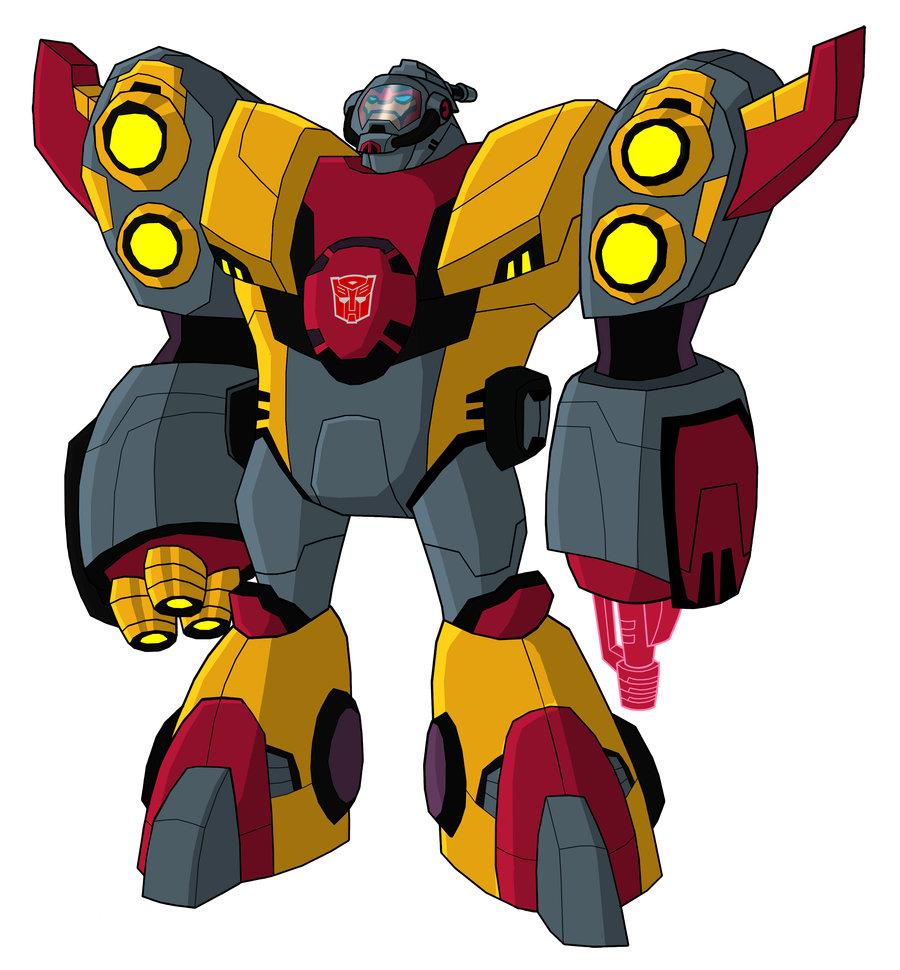 Omega Supreme (Transformers: Animated)