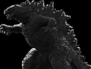 Transparent Godzilla (DougheGoji) 2019 PT3