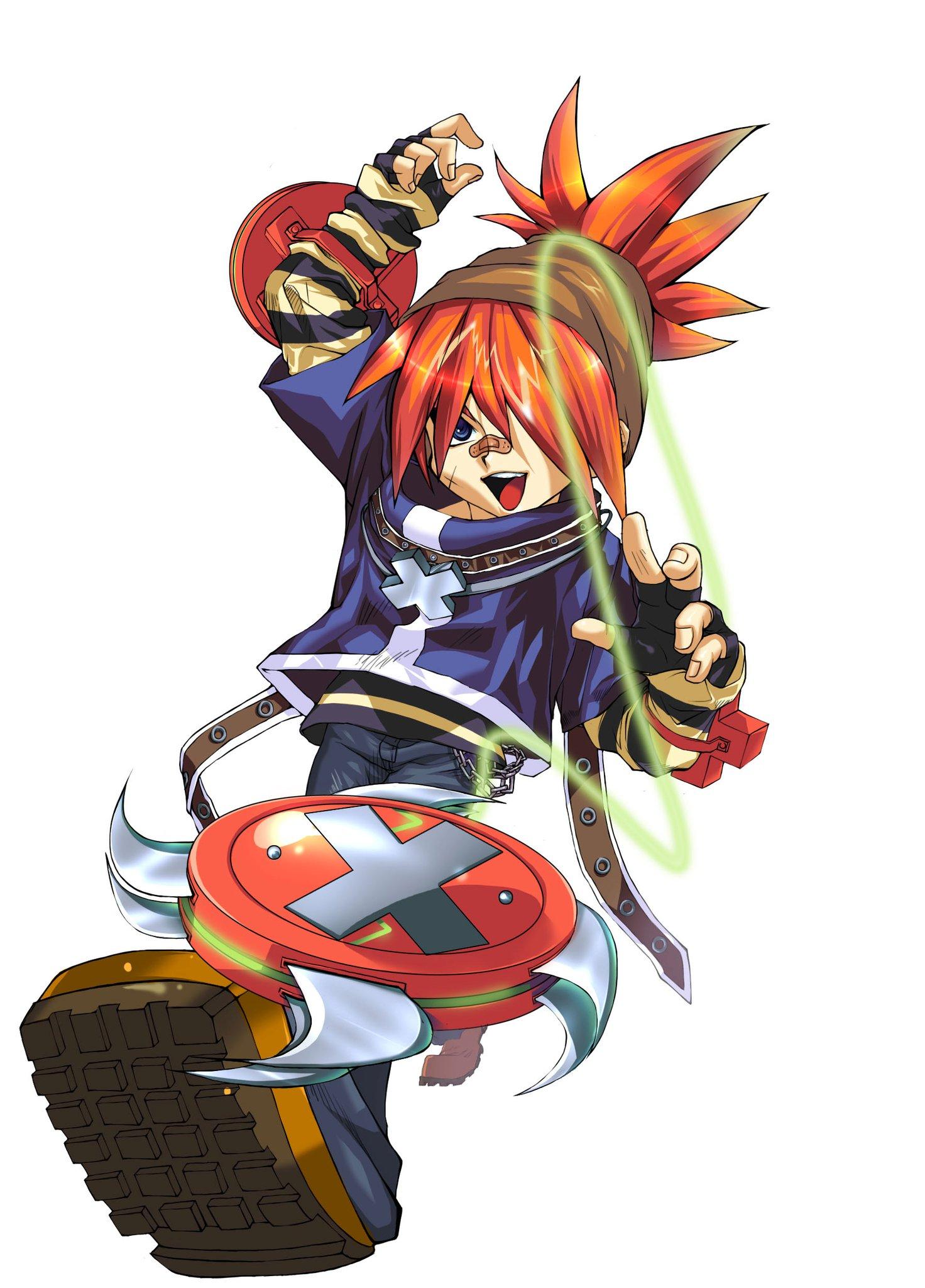 Chris (Mini Fighter)