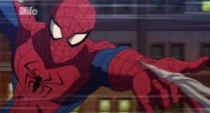 Anime Spiderman