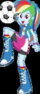 Equestria girls rainbow dash vector by sugar loop d9olyk9-pre