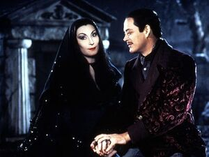 Gomez and Morticia movie