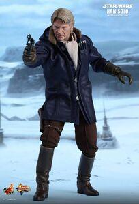 Hot-toys Han Solo TFA (Starkiller Base)