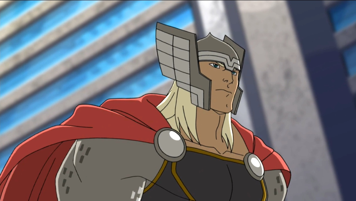 Thor Odinson (2010s Marvel Animated Universe)