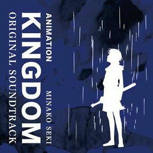 Kingdom Original Soundtrack Cover
