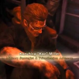 Kazuhira Miller Heroes Wiki Fandom Metal gear solid and mgs:peace walker belong to konami. kazuhira miller heroes wiki fandom