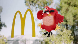 Mcdonalds The Angry Birds Movie launch 2