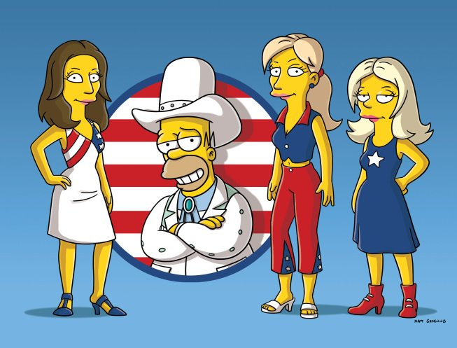 The Dixie Chicks (The Simpsons)