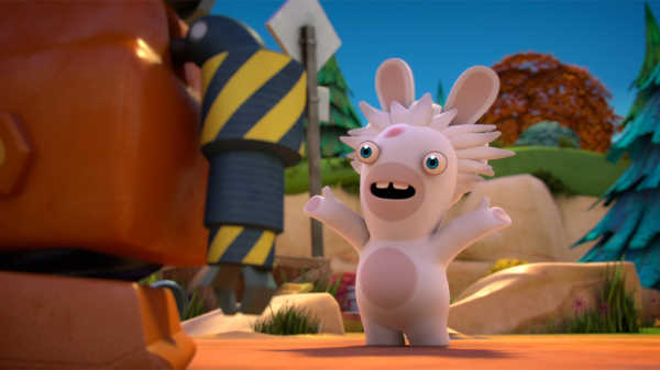 Mad Rabbid
