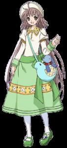 Kobato Hanato Render