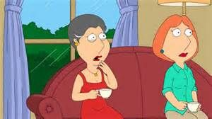 Lois and her mother