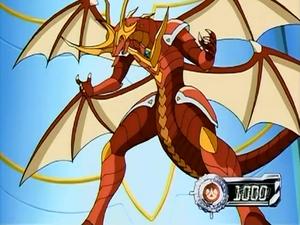 Lumino Dragonoid (stand)