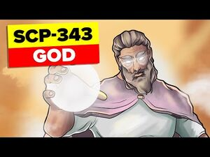 SCP-343 - God (SCP Animation)